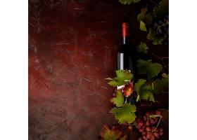 葡萄与红酒