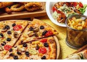美味的披萨