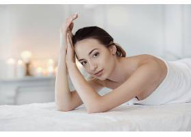 女性美容美体SPA