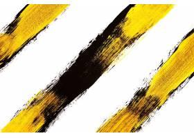 金色蓝底条形刷子笔痕痕迹素材背景