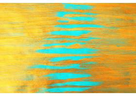 金色条形刷子笔痕痕迹素材背景