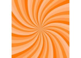 扭曲条纹旋转漩涡背景