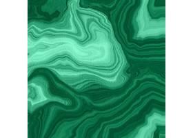 绿色孔雀石大理石流体艺术贴图素材