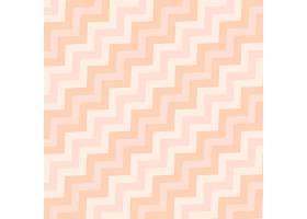 浅橙色转折图形装饰背景
