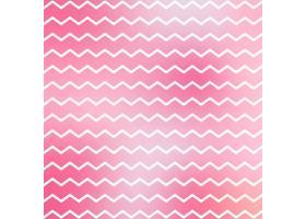 粉色转折线装饰背景
