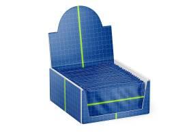纸盒外包装智能样机素材