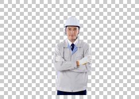 安全帽施工人员的工作服日本男子