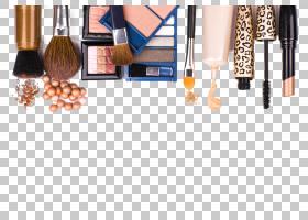 女性高级化妆品彩妆工具合集