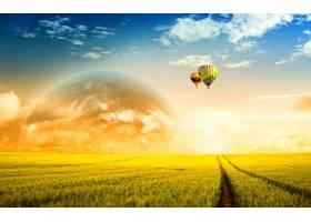 地球,A,轻柔的,世界,壁纸,图片