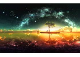 地球,A,轻柔的,世界,壁纸,(11)图片