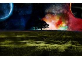 地球,A,轻柔的,世界,壁纸,(3)图片