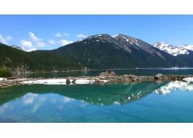 地球,Garibaldi,湖,湖,壁纸,(38)