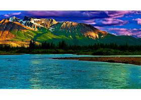 地球,湖,湖,壁纸,(58)图片