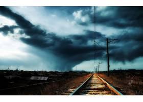 地球,暴风雨,壁纸,(5)