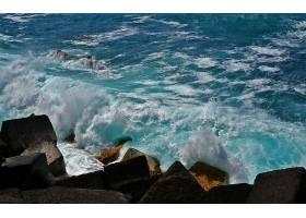 地球,波浪,壁纸,(10)