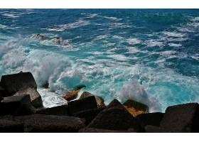 地球,波浪,壁纸,(5)