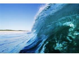 地球,波浪,海,壁纸,(2)