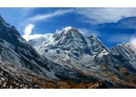 地球,喜马拉雅山脉,山脉,壁纸,
