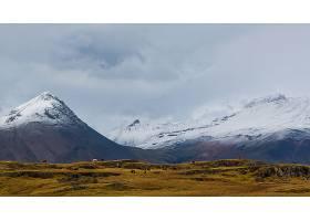 地球,山,山脉,雪,壁纸,(4)