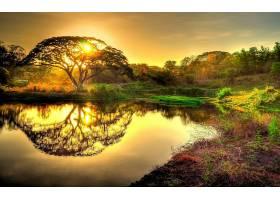 地球,日出,壁纸,(104)