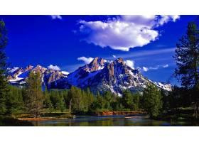地球,山,山脉,壁纸,(564)