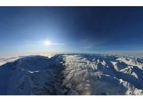地球,山,山脉,壁纸,(630)