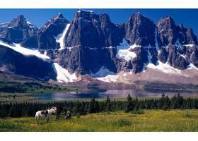 地球,山,山脉,壁纸,(520)