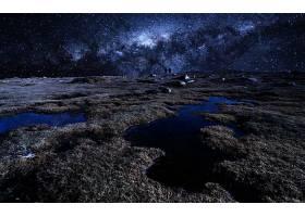 地球,星光,壁纸,(2)