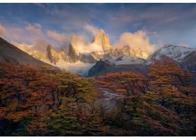 地球,山,山脉,自然,风景,树,壁纸,图片