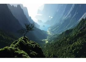 地球,山谷,壁纸,(1)