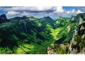 地球,山谷,壁纸,(5)