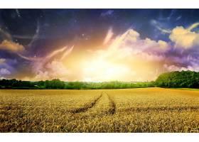 地球,A,轻柔的,世界,壁纸,(6)图片