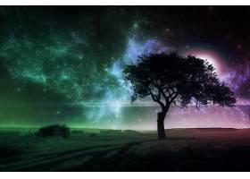 地球,A,轻柔的,世界,壁纸,(8)图片