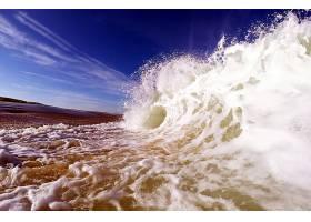 地球,波浪,海滩,海,海洋,沙,夏天,风景,自然,壁纸,图片