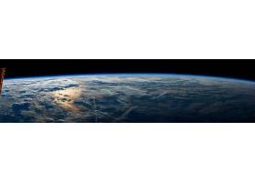 地球,从,空间,国际的,空间,车站,行星,美国宇航局,壁纸,图片