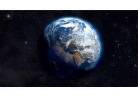 地球,从,空间,空间,行星,壁纸,(2)图片
