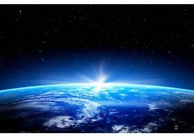 地球,从,空间,行星,壁纸,(4)图片