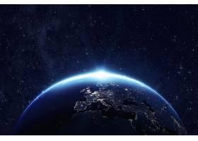 地球,从,空间,行星,壁纸,(6)图片