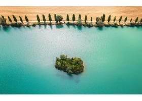 地球,岛,自然,河,绿树成荫,壁纸,图片