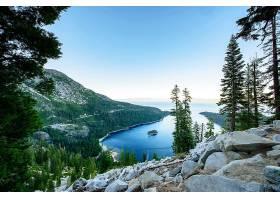 地球,湖,湖,自然,风景,壁纸,图片