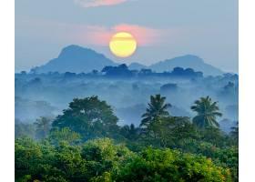 地球,风景,自然,日落,壁纸,图片