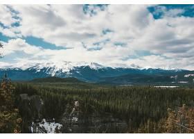 地球,风景,自然,森林,山,云,壁纸,图片