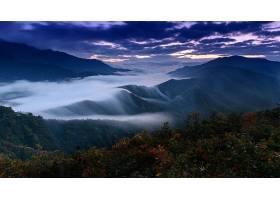 地球,雾,自然,风景,山,壁纸,(1)图片