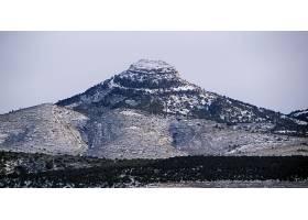 地球,山,山脉,女子名,山脉,阿尔及利亚,非洲,雪,冬天的,壁纸,图片
