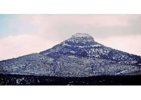 地球,山,山脉,非洲,阿尔及利亚,自然,雪,女子名,山脉,冬天的,壁纸图片