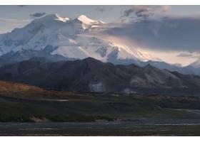 地球,Denali,山脉,Denali,国家的,公园,阿拉斯加,自然,山,风景,美图片