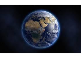 地球,从,空间,空间,行星,壁纸,(1)图片
