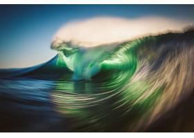 地球,波浪,自然,艺术的,壁纸,图片