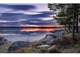 地球,湖,湖,自然,云,反射,壁纸,(1)