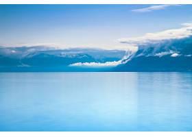 地球,湖,湖,自然,云,壁纸,(1)